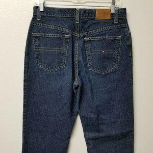 Tommy Hilfiger Jeans Women's Size 8  Dark Wash